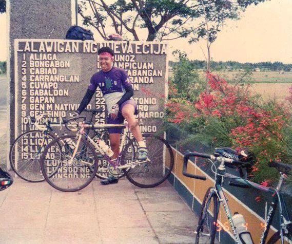 Eric Cruz 1996