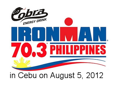 Cobra Ironman 70.3 in Cebu