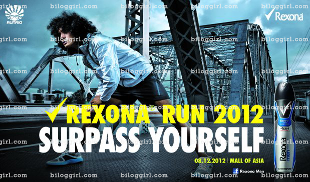 Rexona Run 2012 Outrun Yourself