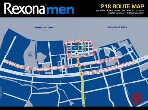 Rexona Run 21K - Individual