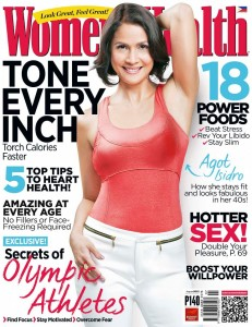 Women's Health August Issue