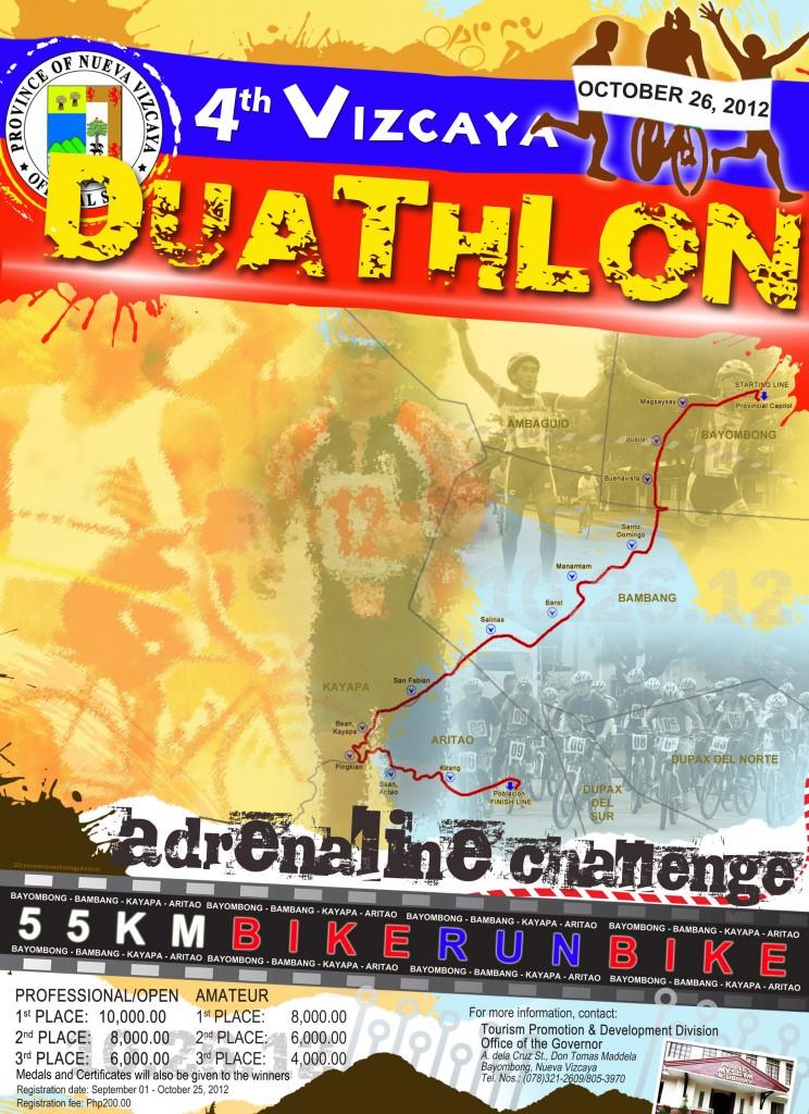 4th Vizcaya Duathlon Adrenaline Challenge