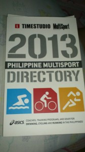 Philippines MultiSport Directory 2013