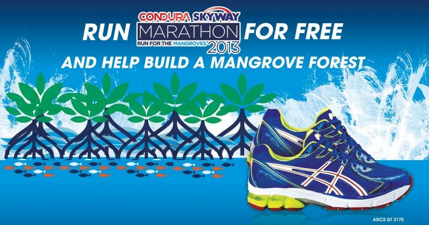 Condura Skyway Marathon - Asics