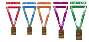 Condura Skyway Marathon - Medals