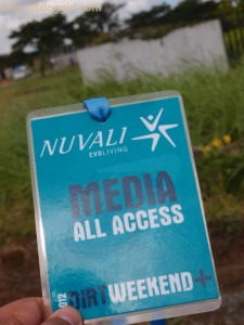 Dirt Weekend 2012 - All Access Media