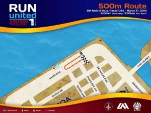 2013 Run United 1 - 500m