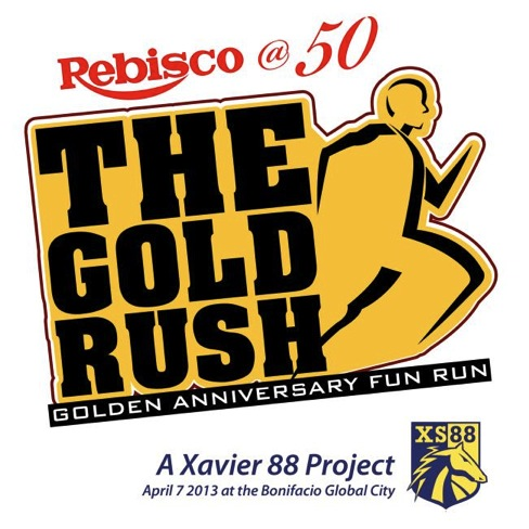 Rebisco50 The Gold Rush