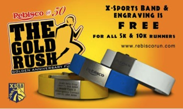 Rebisco @ 50 The Gold Rush - X-Sports Band