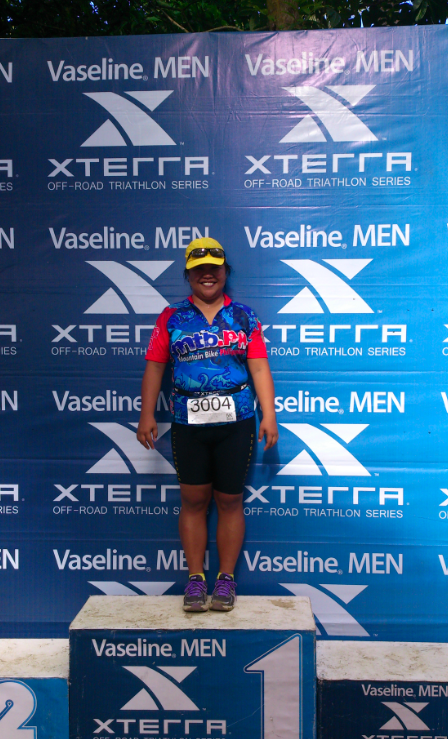 Vaseline Men Xterra 2013 - Podium