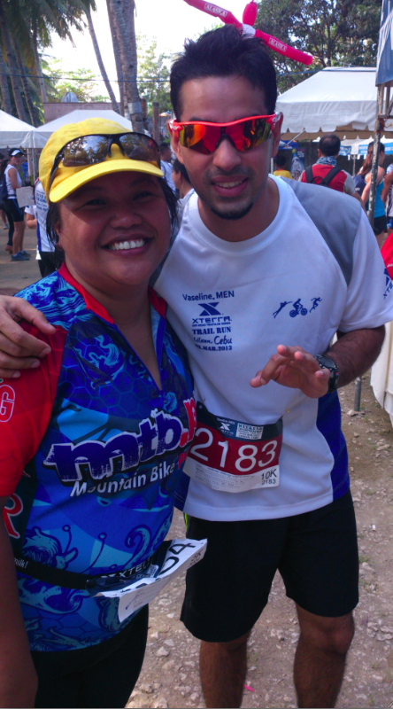 Vaseline Men Xterra 2013 - Sam YG
