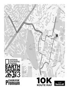 NatGeo Run 2013 - 10K