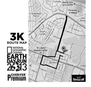NatGeo Run 2013 - 3K