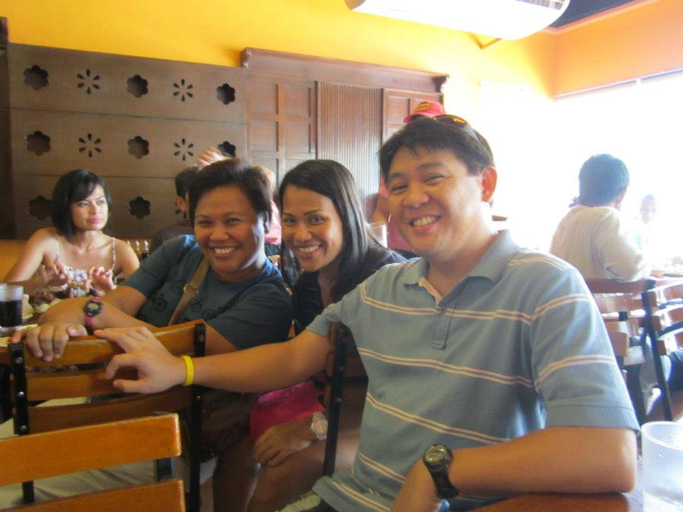 Lunch at Mang Inasal