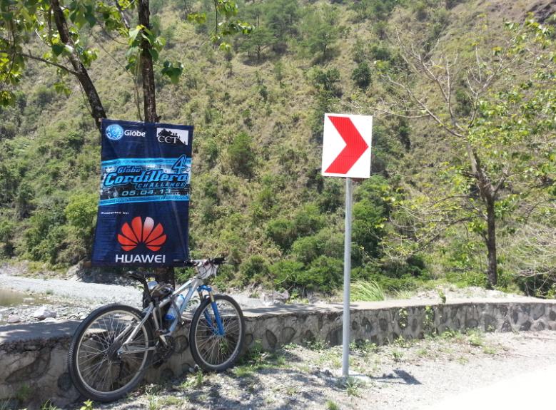 The Globe Cordillera Challenge 2013 - Ambuklao 2
