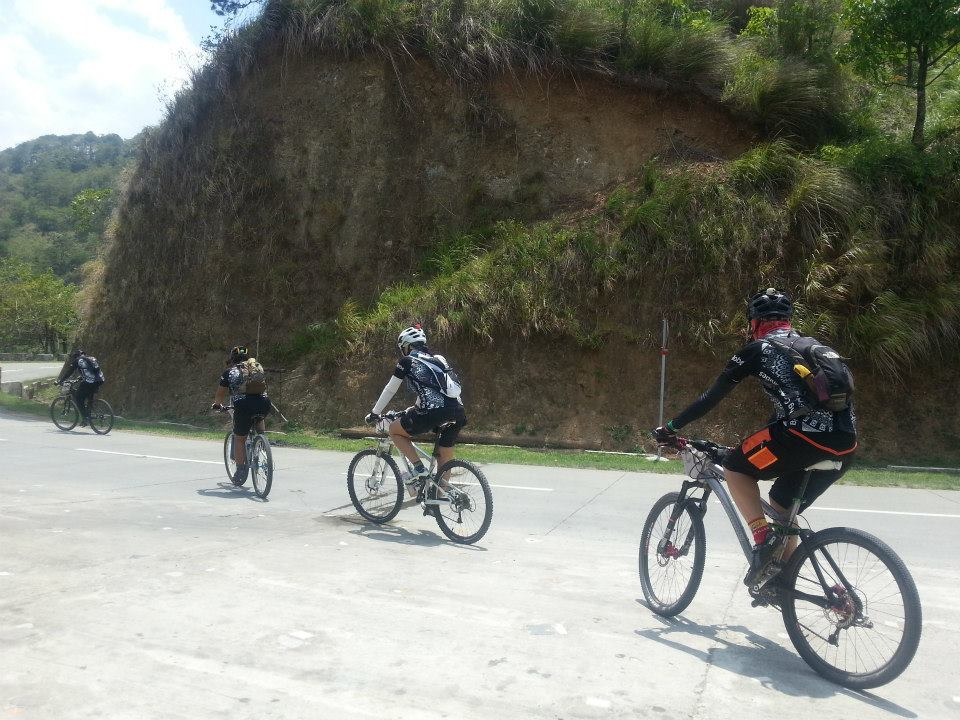 The Globe Cordillera Challenge 2013 - Chris Linag