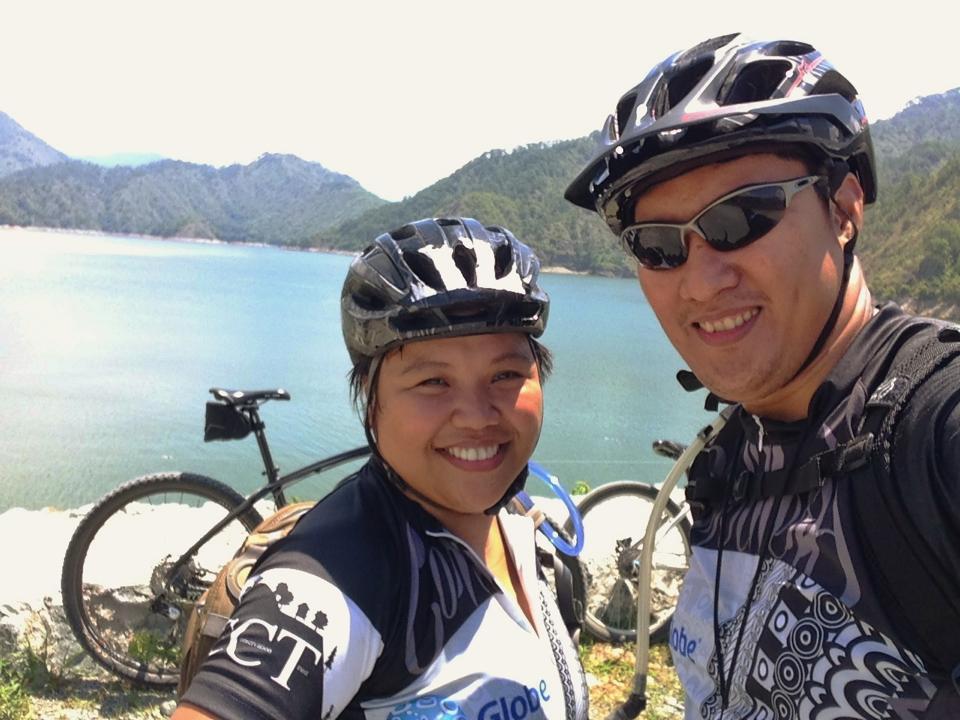 The Globe Cordillera Challenge 2013 - Oscar Oida