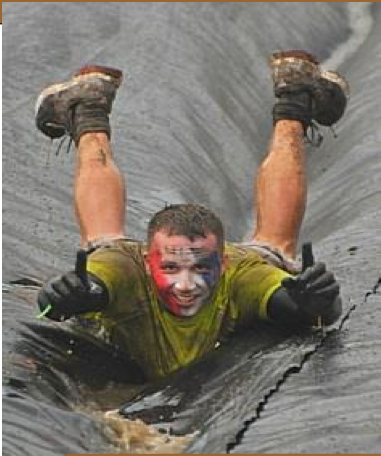 Vaseline Men Xterra Mud Run - Grease Crawl