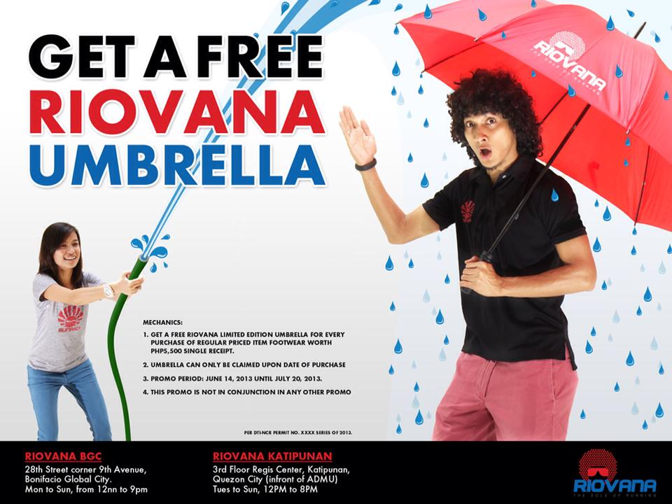 Riovana Umbrella