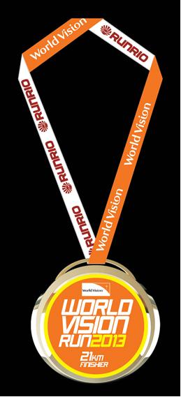 21K Medal