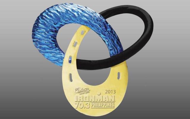 2013 Cobra Ironman Philippines - Medal