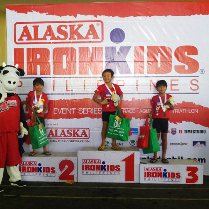 Alaska Ironkids Aquathlon Photo1