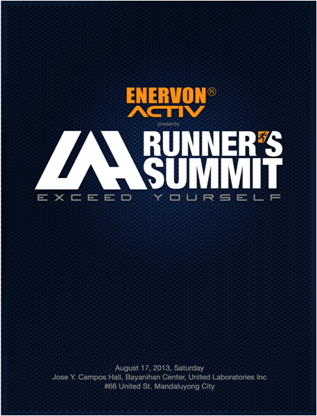 Enervon Activ Runners Summit