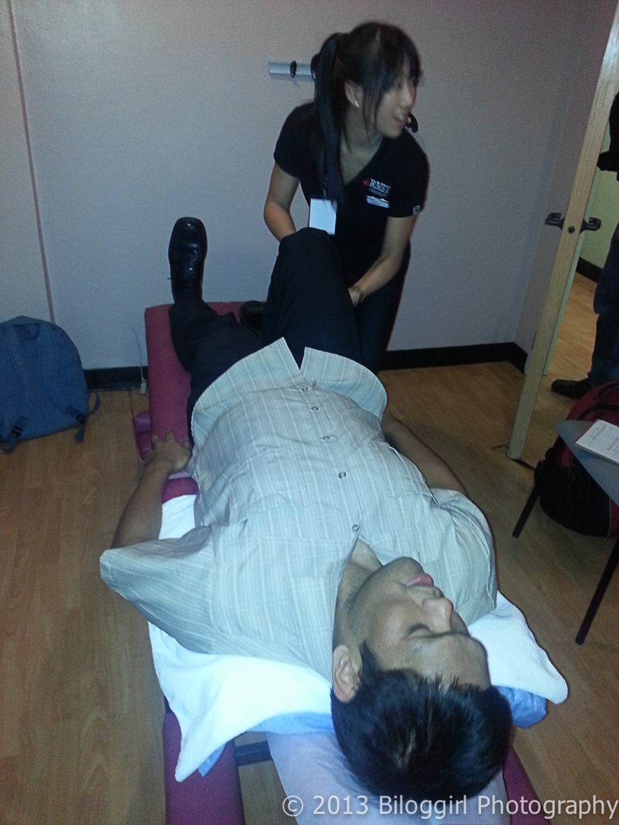 Intercare Chiropractor Treatment