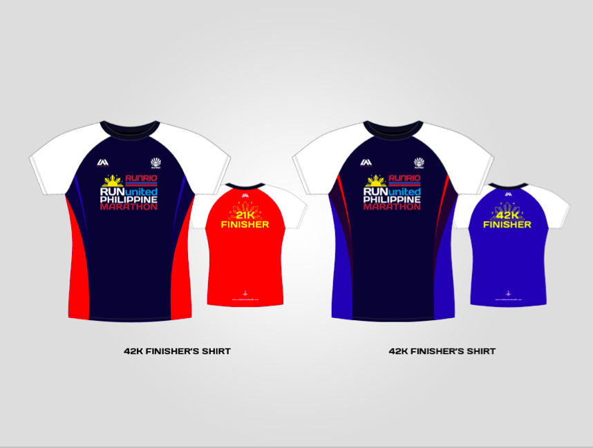 RUPM Finisher Shirt