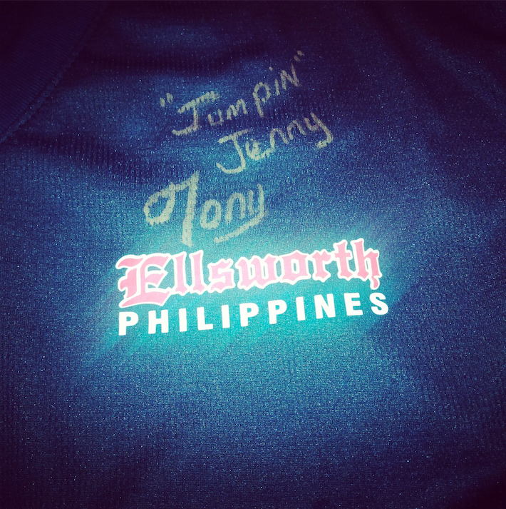 Ellsworth Philippines Shirt