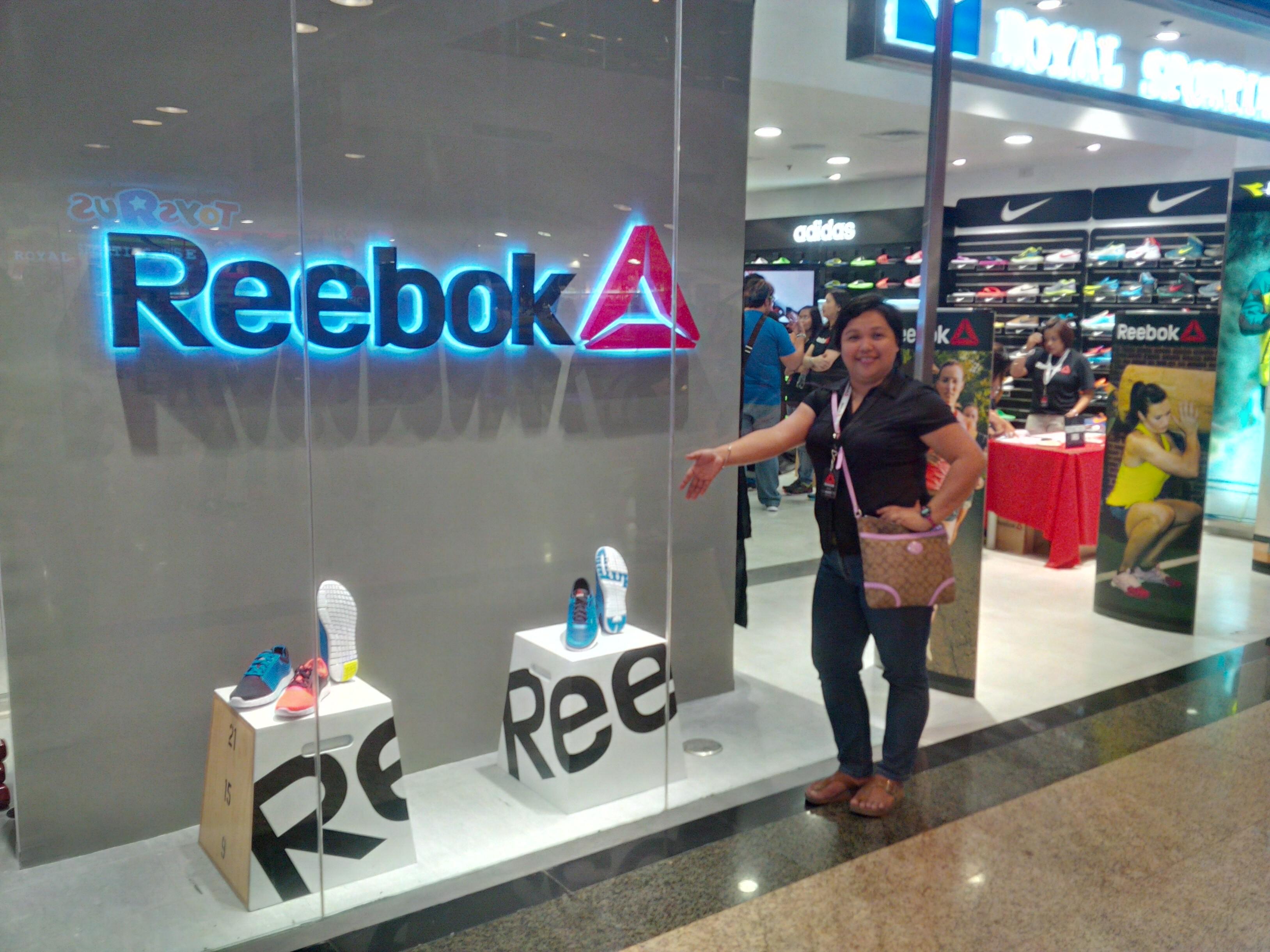 Reebok FitHub Manila