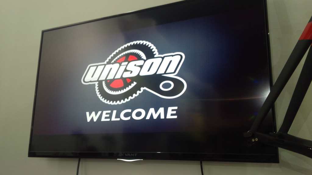 Unison Bike Showroom
