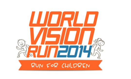 World Vision Run 2014