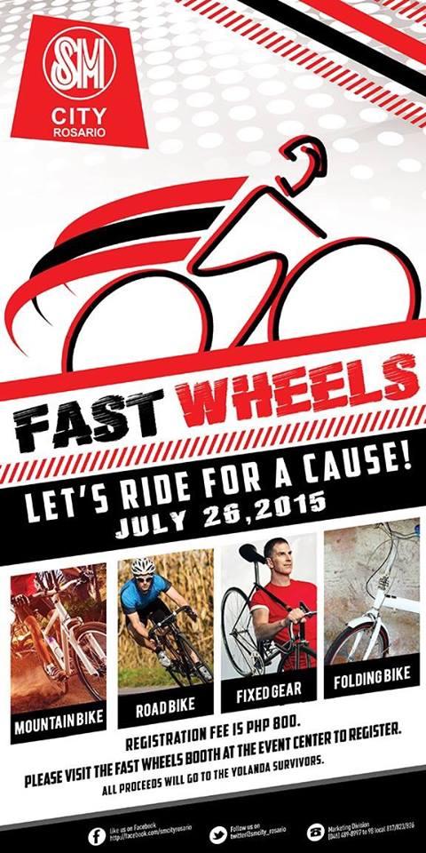 SM Rosario Fast Wheels